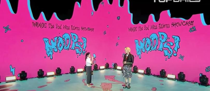 조승연(WOODZ) 쇼케이스_2ND MINI ALBUM 'WOOPS!' SHOWCASE[2020.11.17]