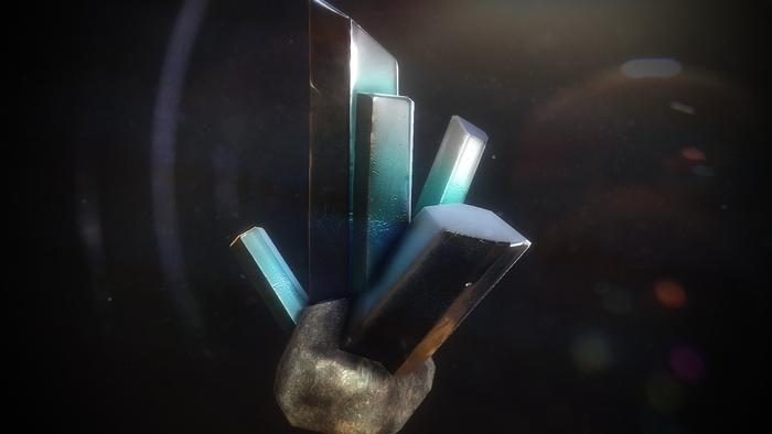 Baking Crystal