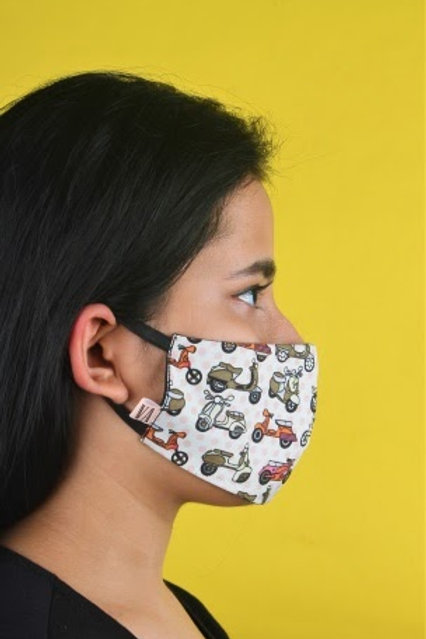Scooter Mask
