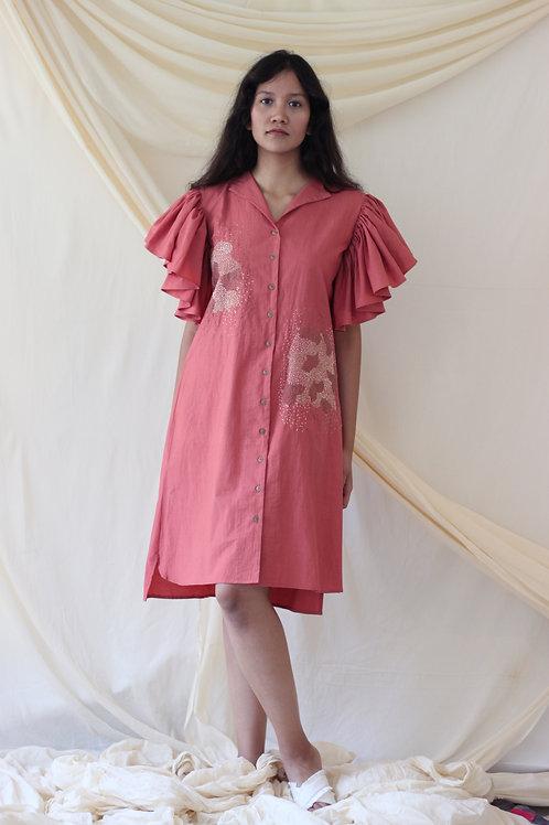 Destiny Dress- Pink