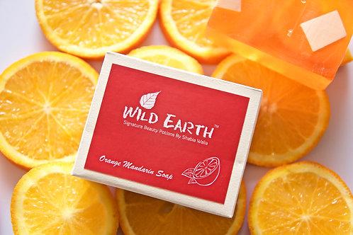 Exotic Orange Mandarin Soap