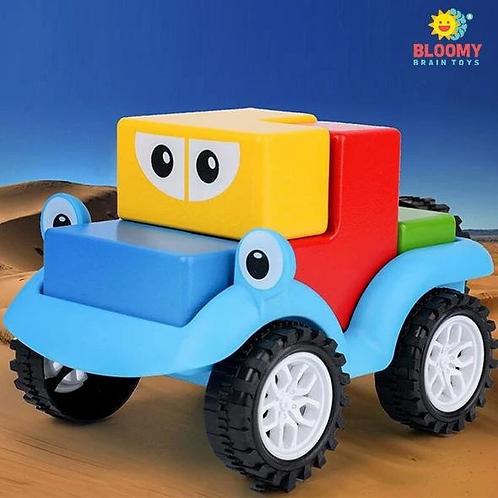 Smart Puzzle Car