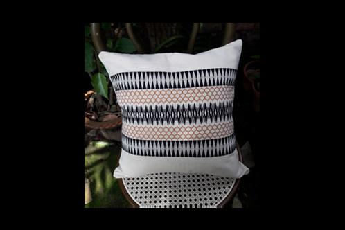 Chang Black Cushion