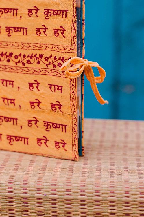 Saree Note Book (mini)