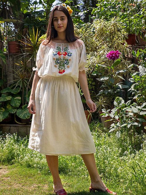 Rosella Blouson Dress