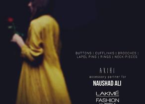 LFW 2018 | Naushad Ali X Akihi