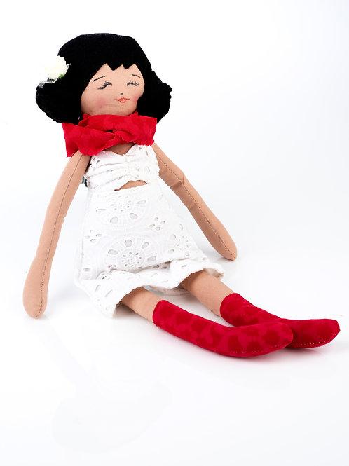 Cotton Doll - Rose