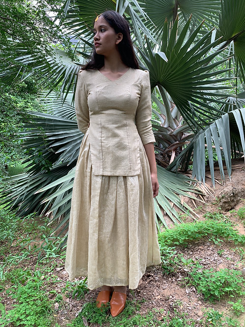 Afreen - Ivory