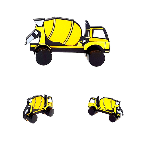4 set of Wooden Vehicles