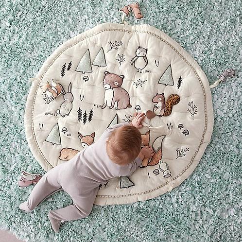 Woodland Baby Activity Mat