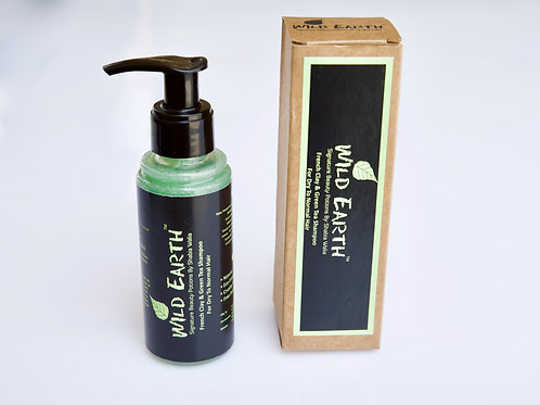 French Clay Green Tea Shampoo (for dry hair)