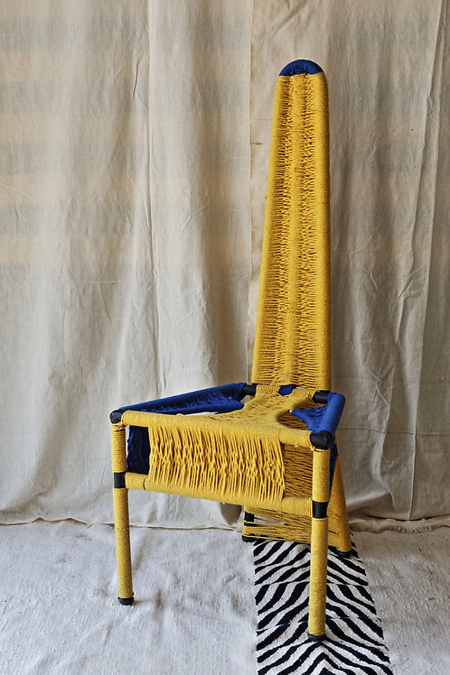 Triangle handwoven Chair
