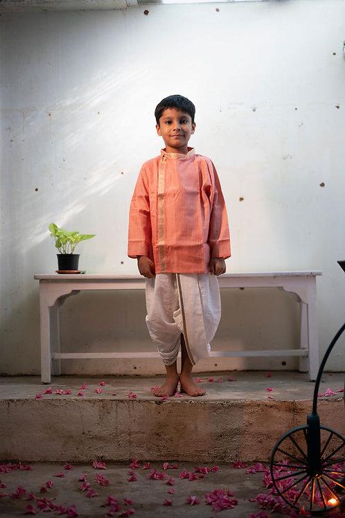 Kamal handwoven kurta