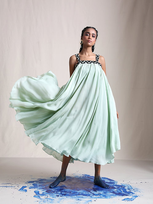 Sangria Mint Dress