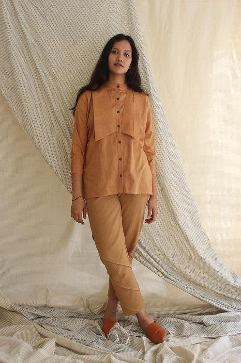 Mul Mul Shirt - Apala -Tan
