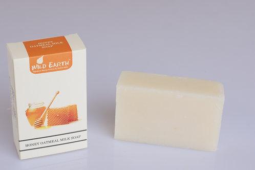 Honey Oatmeal Milk Soap