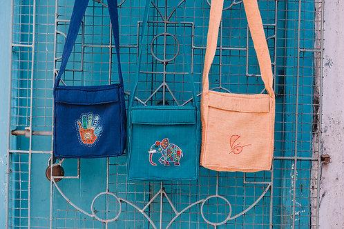 Travellers Bag (Goanese Style)