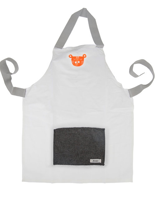 Cotton Aprons : Tiger