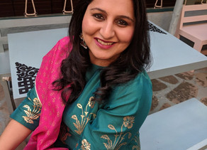 Detales On How Tripti Bhatia Gandhi Balances It All !