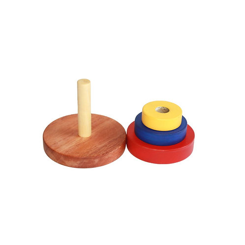 Primary Colors Stacker