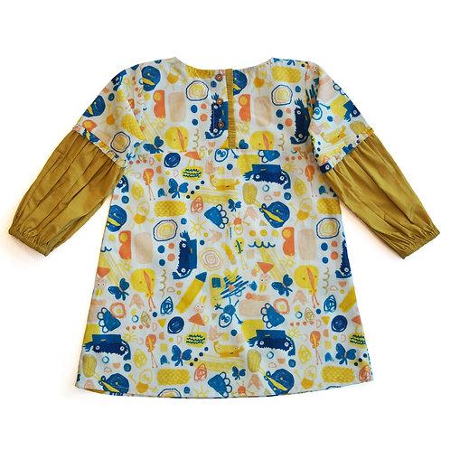 Scridoodle Dress