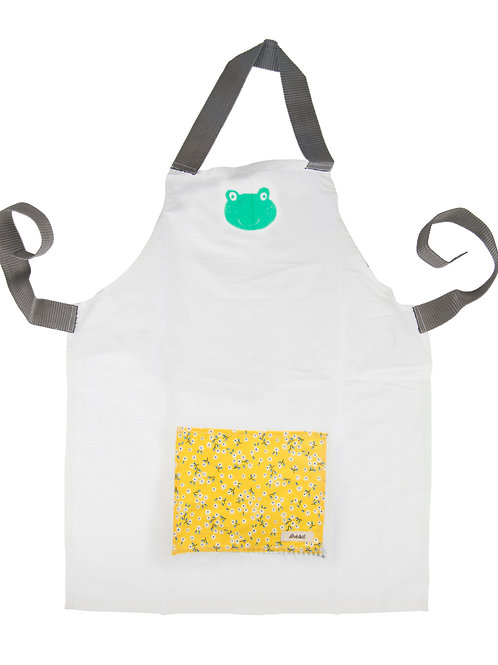 Cotton Aprons : Frog