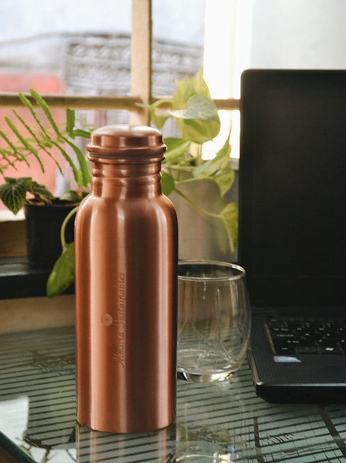 Copper Bottle (750 ML)