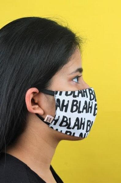 Blah Blah Mask