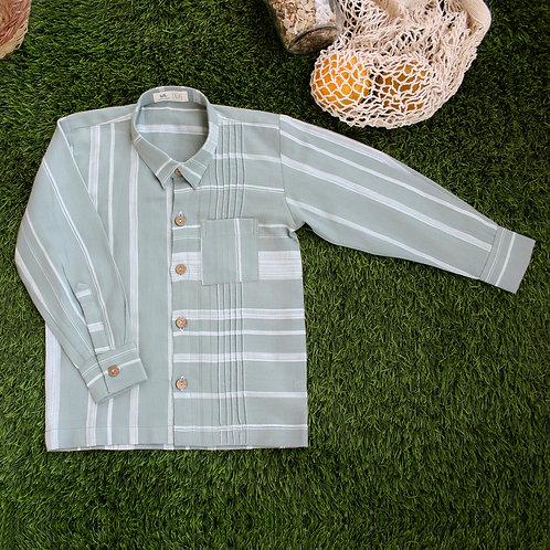 Lawn Striped Shirt