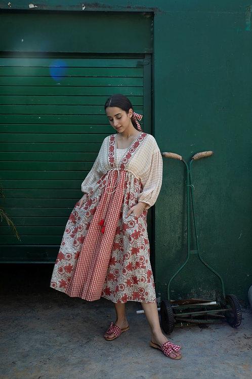 Gypsy Folk Mallow Dress