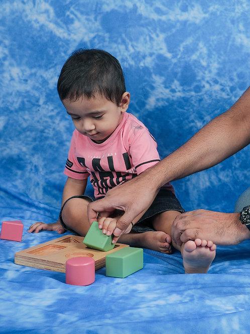 Ariro Simple Block Puzzle