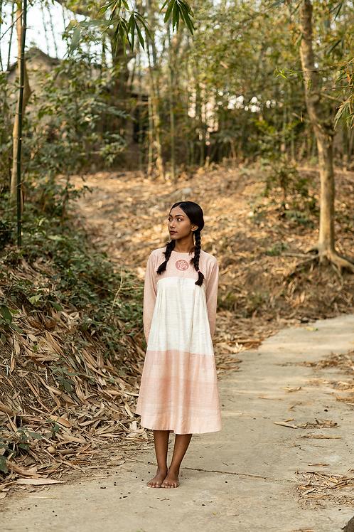 Hibiscus Flowy Dress