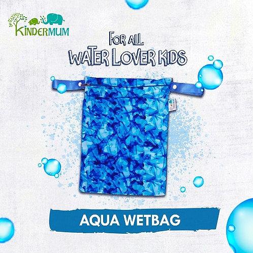 Aqua- Large Kinder  WetBags