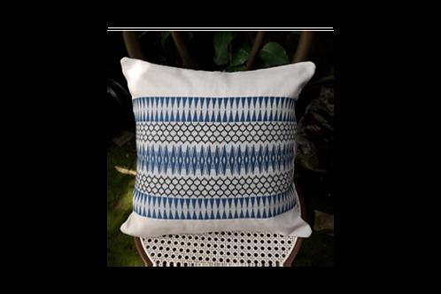 Chang Blue Cushion