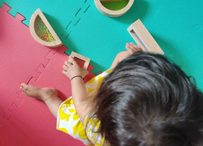 Sensory Play For Babies and Young Children
