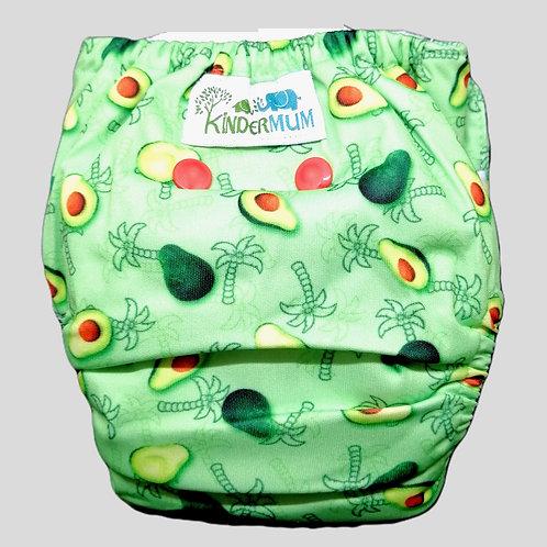 Avo-Cuddle - Nano All-in-one trim cloth diaper