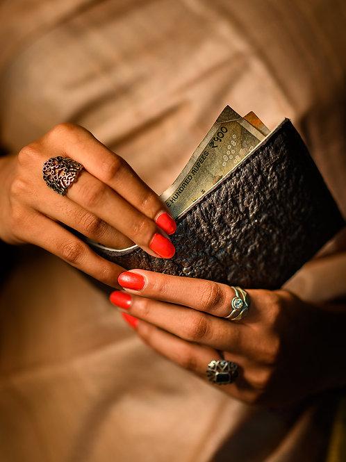 Xisha Wallet (Black)