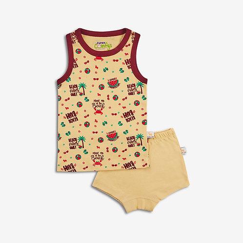 SuperBottoms  Organic Cotton Comfort Wear for Kids /Beach