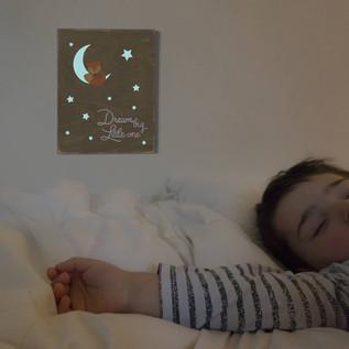 Dream Big Little One, Fox nursery decor