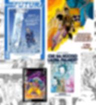 Pubblicazioni a Fumetti di Claudio VaL