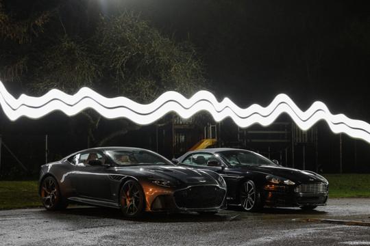 Aston Martin DBS Superleggera and DBS Volante