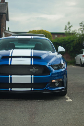 "Ford Mustang Shelby GT500 ""SuperSnake"""