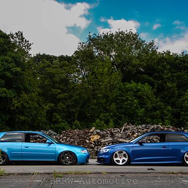 Modified Audi A3 & Audi S3