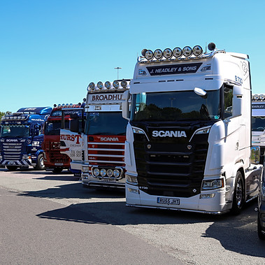 M60 Key Worker Charity Convoy