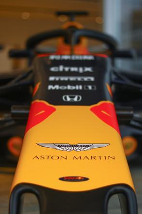 Red Bull/AML F1 car