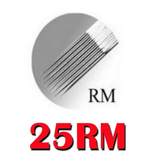 ROUND MAG 25RM x50