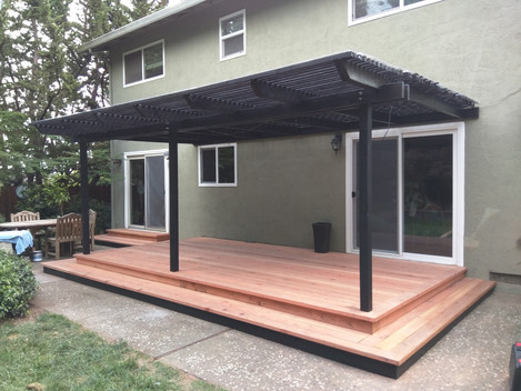 Deck Upgrade