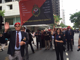 ANZAC Day Commemorations 2016