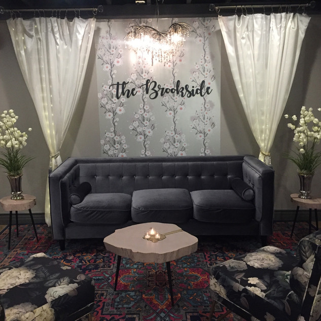 The Brookside Bridal Suite