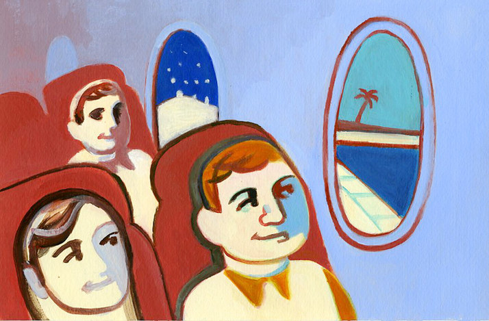 Viaggiatori felici